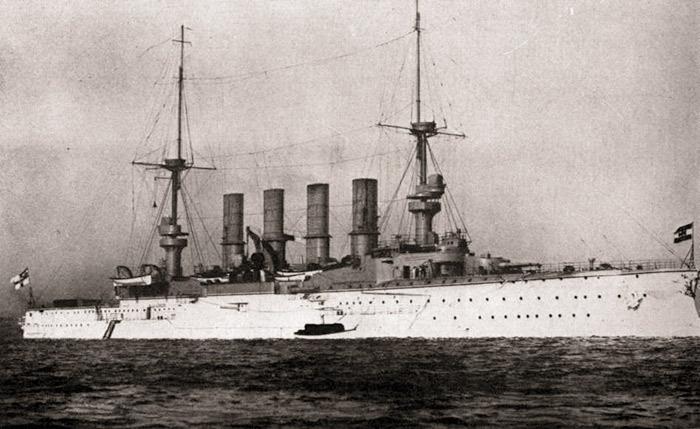 Триумф британских крейсеров