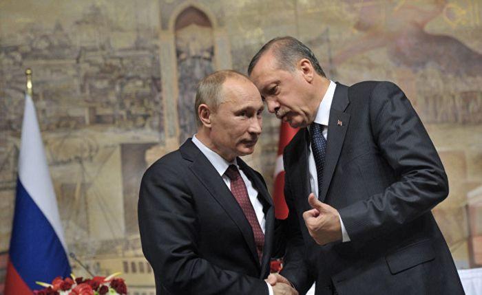 Турция и россия - давние друзья, теперь снова враги