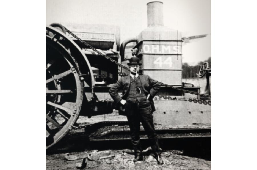 Творцы танкового мира: уильям триттон и уолтер вильсон