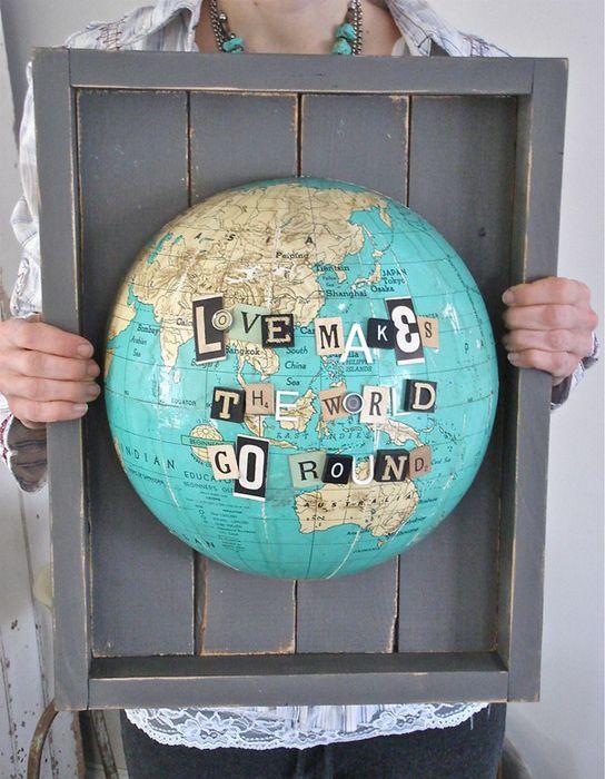 У каждого в руках судьба мира
