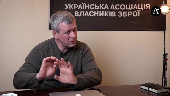 Украинских депутатов держат оружейные бароны
