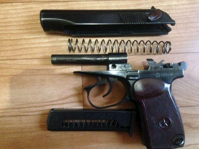 Умный пистолет дурацкая идея!: самооборона