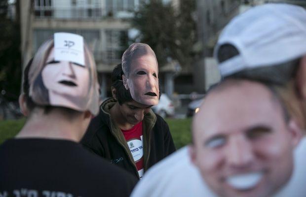 В израиле проходят парламентские выборы