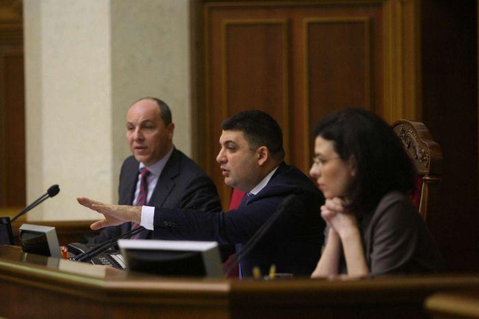 Верховной раде предложили ограничить влияние правительства на нбу