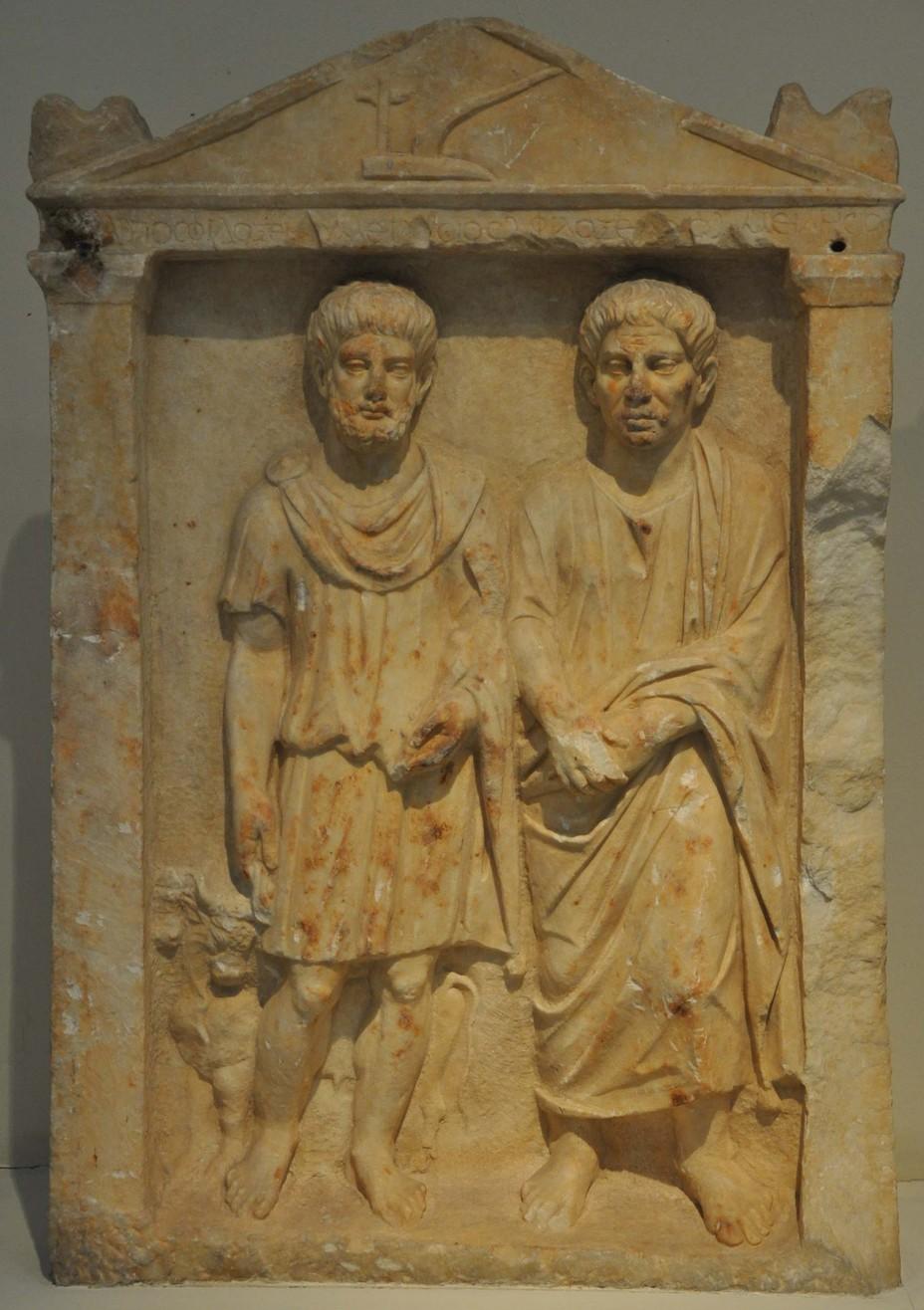 Ветераны римской армии