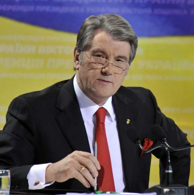 Виктор ющенко просит кс признать неконституционным решение вр об отмене выборов в тернополе