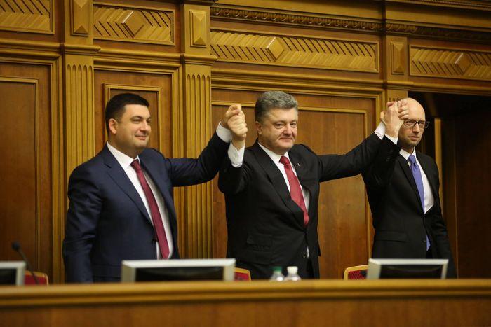 Виктор ющенко решил совместить избрание президента и парламента