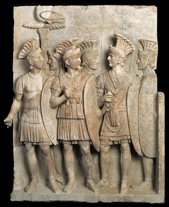 «Военная машина»: организация древнеримской армии