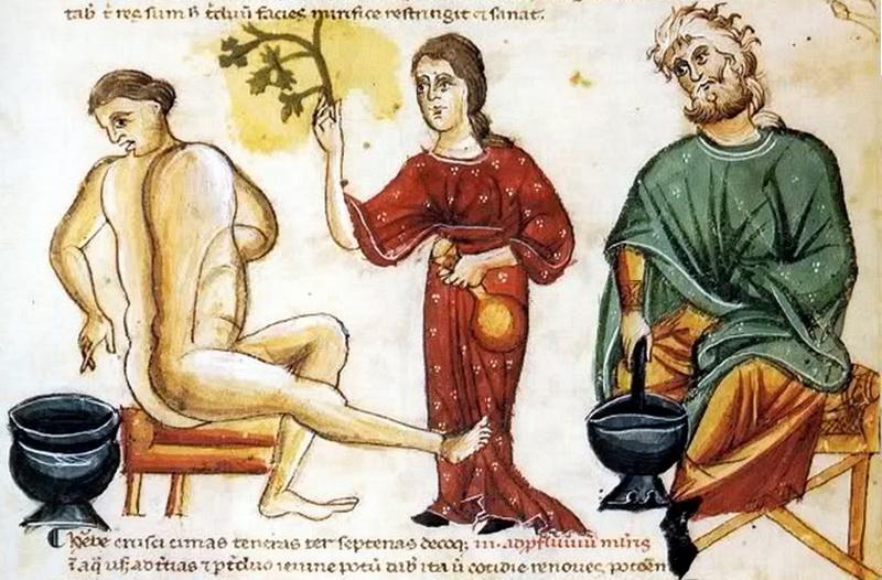 Военная медицина: от средневековья до ренессанса