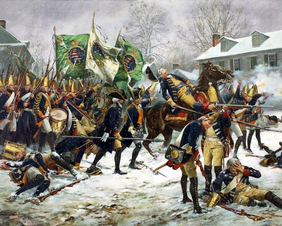 Воинская честь в эпоху «галантных войн»