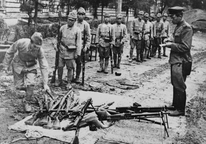 Воины микадо в советском плену