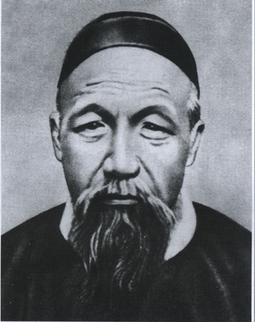 Восстание тайпинов: поэт на защите империи