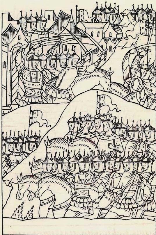 Вся сахиб-гиреева рать: битва на оке