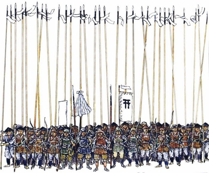 Забавный случай с самурайским мечом