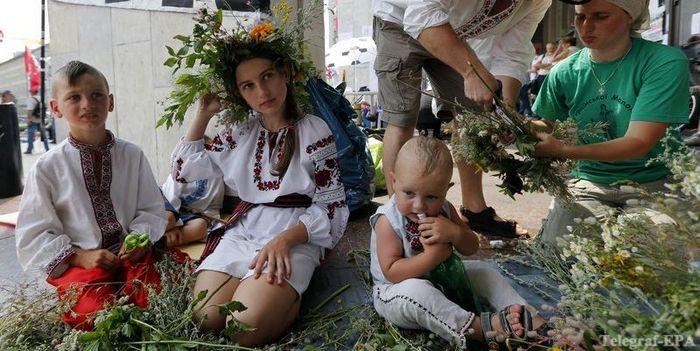 Зарубежные сми об украине