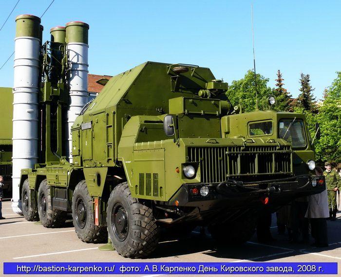 Зрк с-300: противовоздушная оборона по-российски